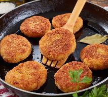 Kotlety z makaronu i szynki - pomysł na niedrogi obiad