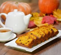 Dyniowy keks z rodzynkami: zdrowe i pyszne ciasto dla twoich bliskich