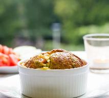 Pieczarkowy  suflet z serem -  idealna przekąska