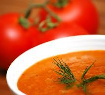 Chłodnik pomidorowy z czosnkiem: sprawdzony przepis
