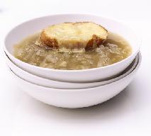 Francuska zupa cebulowa z wolnowaru