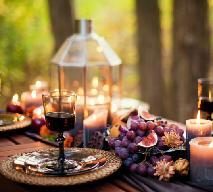 Jesienne dekoracje: czym ozdobić stół?