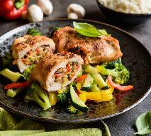 Roladki mięsne z papryką i serem: prosty przepis