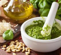 Sos prawie jak pesto - sprawdzony przepis na włoski sos ziołowy