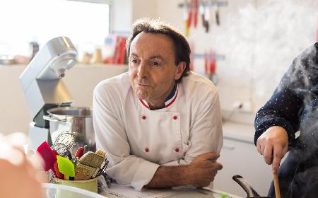 Mistrzowskie gotowanie z Michelem Moranem