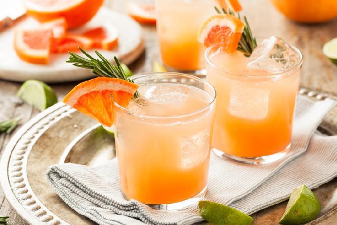 Drinki z Martini Asti - w sam raz na sylwestra! 3 przepisy