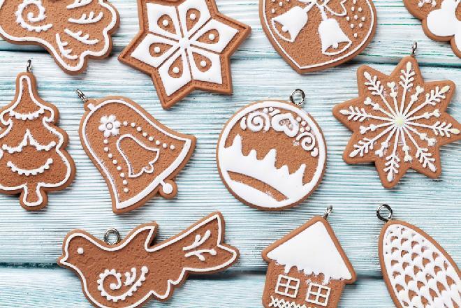 Znalezione obrazy dla zapytania świąteczne ciasteczka