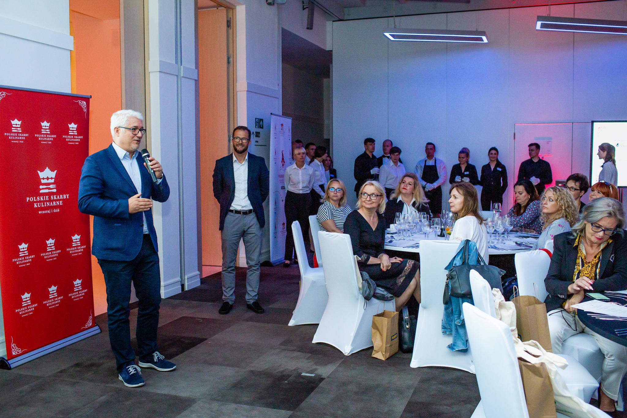 Inauguracja Szlaku Kulinarnego Warszawy