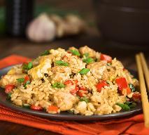 Smażony ryż z kurczakiem - jak zrobić?
