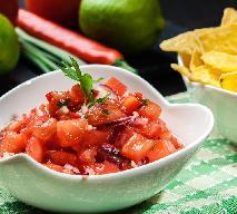Ostra salsa do pieczonej wieprzowiny