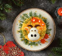 Noworoczna sałatka warstwowa: przepis na nowy chiński rok BAWOŁA 2021