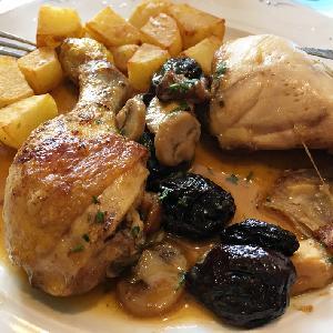 Kurczak w sosie piwnym - zakochasz się wtym smaku!
