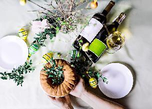 Wino na Wielkanoc - jakie wino podać do świątecznych przysmaków?