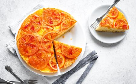 Mannowiec z mandarynkami: łatwy przepis na najlepsze ciasto domowe