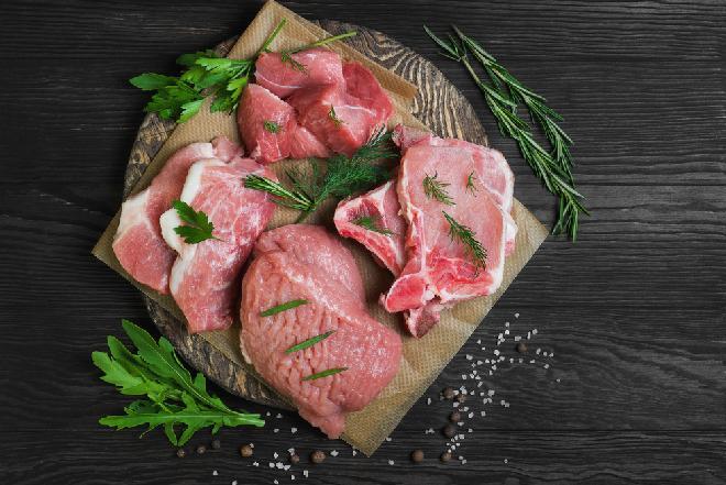 Wieprzowina - kwasy tłuszczowe w mięsie wieprzowym