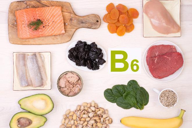 Witamina B6 - w jakich produktach spożywczych znajduje się witamina B6?